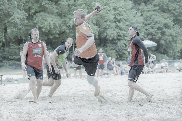 Permalink to:Sandhandball